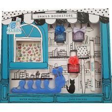 Coffret Snails Monde Bookstore Bleu