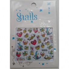 Stickers Snail Story Telling